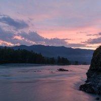 Горный Алтай. На реке Катунь. :: Александр Янкин