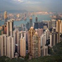 Вечер над Гонконгом :: slavado