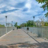 Сентябрь на Тещином мосту. :: Вахтанг Хантадзе