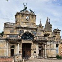 Вход к замку Анет (Дианы де Пуатье) chateau de Diane de Poitiers :: Георгий