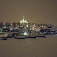 В ночной тишине :: Константин