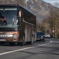 встречный транспорт :: sergio tachini