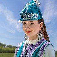 В татарском костюме :: Nn semonov_nn