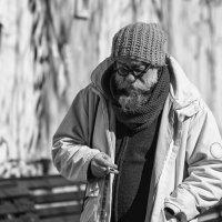 В забавных очках и вязаной шапке :: Александр Степовой