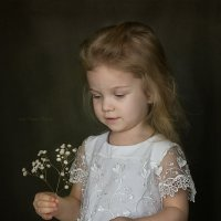 Детский портрет :: oksana