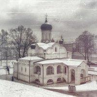 Церковь Зачатия праведной Анны, 16 век :: Natalia