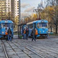 Трамвайный круг :: Aleksey Afonin