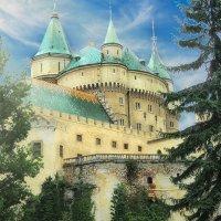 Замок в Бойнице :: Сергей Шруба
