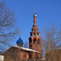 Покровская церковь в Черкизово :: Леонид Иванчук