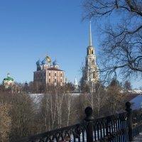 Рязанский кремль :: Irina Shtukmaster