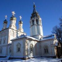 Храм Спаса-на-Яру :: Irina Shtukmaster