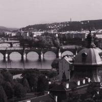 Пражские мосты :: Константин Тимченко