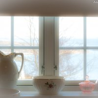 Натюрморт с окном :: Алексей Саломатов