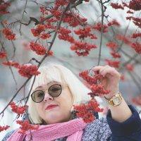 ягодная зима :: Толеронок Анна