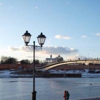 55 февраля в Великом Новгороде :: Михаил Юрьевич