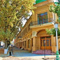 Исторический центр :: Mir-Tash