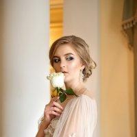 Нежное утро невесты :: Наталья Кирсанова