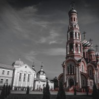 Вознесенский женский монастырь Тамбова.......... :: Александр Селезнев