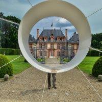 замок де Бретейль (chateau de Breteuil) :: Георгий