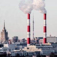 Башни :: Алексей Васильев