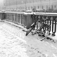Снег сквозь солнце :: Татьяна [Sumtime]