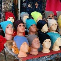 А у тебя подруги, Зин, всё вяжут шапочки для зим...:) :: Андрей Заломленков