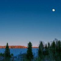 Как Солнце и Луна в прятки играли :: Ринат Валиев