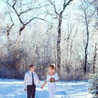 Зимняя свадьба :: Ирина Kачевская