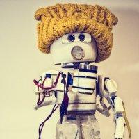 Робот, который умеет пить. :: Игорь Чичиль