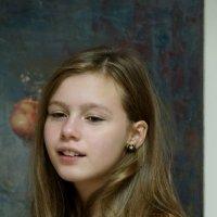 Соня на выставке :: kondratissimo