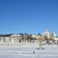 Спасо-Преображенский мужской монастырь г.Ярославль :: Anton Сараев