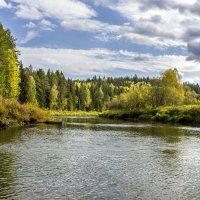 Река Сылва :: алексей чусовской