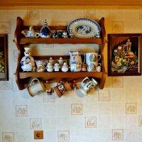 Полка  декоративная.... :: backareva.irina Бакарева