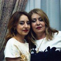 Портрет сестер :: Вячеслав Остров