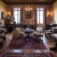 большая гостиная замка Шомон/Луар (Chaumont/Loire) :: Георгий