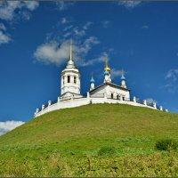 Церковь в Епифани :: Сергей Никитин