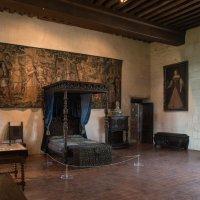 спалнья в замке Шомон/Лура (Chaumont/Loire) :: Георгий