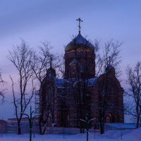 Холодный рассвет :: Александр Янкин
