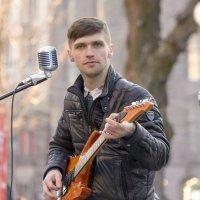Гитарист. :: Стас