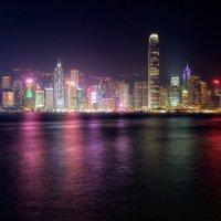 Ночной Гонконг :: slavado