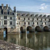 замок Шенонсо на реке Шер (Chenonceaux) :: Георгий