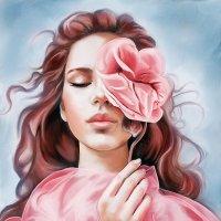 Портрет девушки :: Лариса Соколова