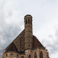 Вена. Церковь минаритов. :: Надежда Лаптева