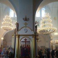 Праздник в храме Михаила Архангела :: марина ковшова