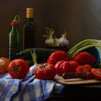 "Весенний салат ""на скорую руку"") :: Natali K"