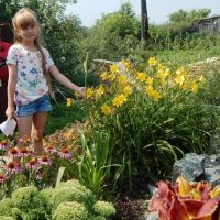 Сад,огород :: Нина