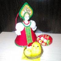 Пасхальная композиция. (апрель 2018 год). :: Светлана Калмыкова