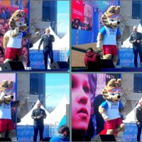 Забивака зажигает! :: Нина Бутко