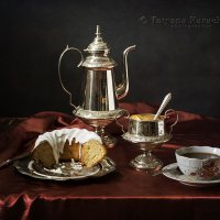 Кофейный гламур №7 :: Татьяна Карачкова