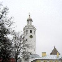 Часовня XVII века. Новгородский кремль. :: Ирина ***